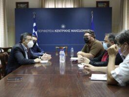 Α. Τζιτζικώστας: «Σε δυο εβδομάδες ξεκινούν τα γυρίσματα μεγάλης χολιγουντιανής ταινίας δράσης στη Θεσσαλονίκη – Επένδυση άνω των 20 εκ. ευρώ με πολλαπλά οφέλη για τον τόπο μας»