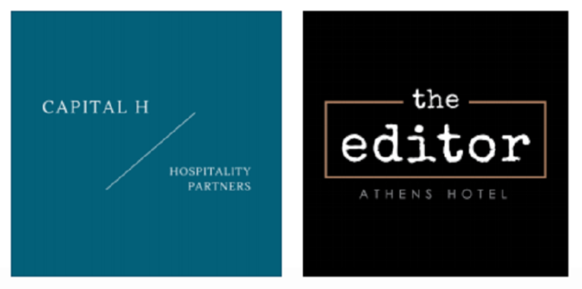 Capital H takes over the management of The Editor Hotel Athens