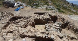 Αποτελέσματα ανασκαφικής έρευνας 2021 στο Γκουριμάδι Καρύστου