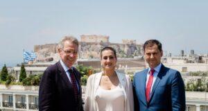 """Πρόγραμμα """"Small Places Big Dreams"""" από τη Mexoxo με την υποστήριξη της Πρεσβείας των Η.Π.Α. στην Αθήνα"""