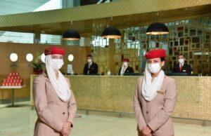 Η Emirates επαναφέρει σε λειτουργία το εντυπωσιακό Σαλόνι της Πρώτης Θέσης στο Αεροδρόμιο του Ντουμπάι