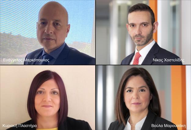 PwC Ελλάδας: Ενίσχυση της διοικητικής ομάδας με 4 νέους Partners