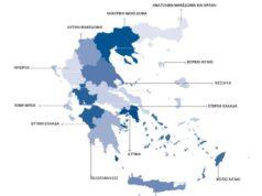 Εξέλιξη Κύκλου Εργασιών Επιχειρήσεων Παροχής Καταλυμάτων Και Υπηρεσιών Εστίασης (Ιούνιος 2021)