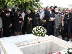 Στην κρητική γη αναπαύεται ο Μίκης Θεοδωράκης