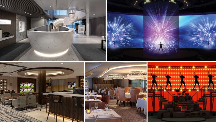 Η Celebrity Cruises ανακοίνωσε νέα προσφορά με εκπτώσεις έως και 150 ευρώ ανά επιβάτη!
