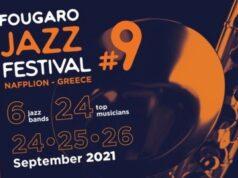 FOUGARO JAZZ FESTIVAL #9 | 24-25-26 September 2021