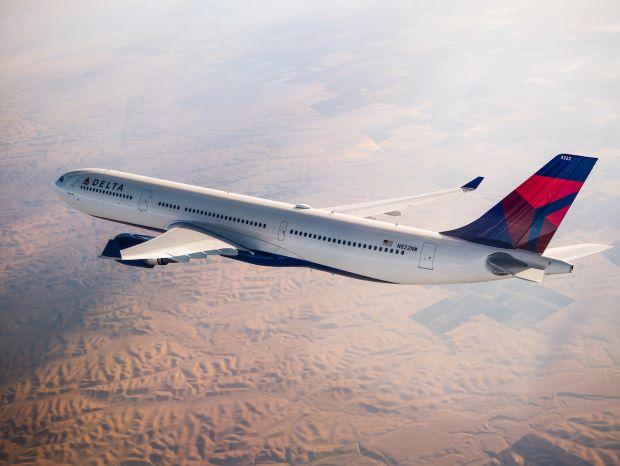 Delta A330-300 aircraft