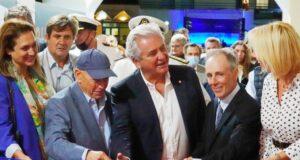 Εντυπωσιακή τελετή έναρξης και υψηλή προσέλευση για το 1ο Olympic Yacht Show 2021
